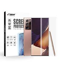 Miếng Dán Cường Lực ZEELOT UV LOCA Trong cho Samsung Note 20/ Note 20 Ultra_ Hàng Chính Hãng