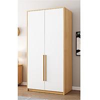 Tủ quần áo bằng gỗ, tủ quần áo QA100-140