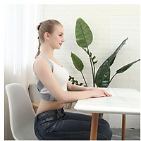 Đai Chống Gù Lưng Cho Cả Nam Và Nữ - Nẹp Nhựa - Đai Chống Lưng Gù Tạo Thói Quen giúp bạn ngồi thẳng để dáng thêm đẹp