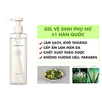 Dung dịch vệ sinh phụ nữ Aromatica Dandelion Feminine dạng gel