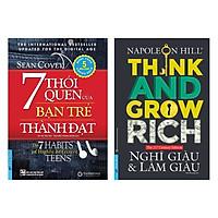 Combo 7 Thói Quen Của Bạn Trẻ Thành Đạt (Tái Bản) + Nghĩ Giàu Và Làm Giàu (Tái Bản) (2 Cuốn)