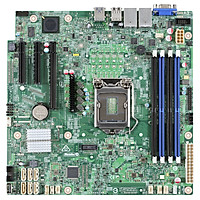 Bo Mạch Chủ Mainboard Server Intel S1200SPS Box - Socket 1151 - Hàng Chính Hãng