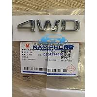Chữ 4WD - EB3B41000A16BA