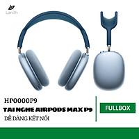 Tai Nghe Headphone Bluetooth LANITH Air Max P9 - Tai Nghe Chụp Tai Không Dây Dễ Thương Chống Ồn - Hỗ Trợ Các Thao Tác Điều Chỉnh Chế Độ - Dễ Dàng Sử Dụng Với Tất Cả Các Hệ Điều Hành - Hàng Nhập Khẩu - HP0000P9