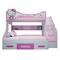 Giường 2 Tầng Hello Kitty GT04 (1m2)