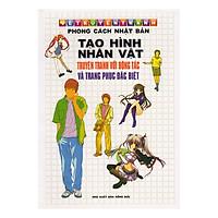 Vẽ Truyện Tranh Phong Cách Nhật Bản - Tạo Hình Nhân Vật Truyện Tranh Với Động Tác...