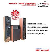 Dàn âm thanh nghe nhạc, hát karaoke Skynew SKN 325 - Loa cây - kết nối bluetooth, cắm jack 3.5 với tivi, máy tính, điện thoại, đầu DVD, máy tính bảng - Hàng chính hãng