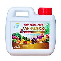 Phân Trùn Quế Thủy Phân (Phân Bón Vi Lượng VIF-MAXX) - 1 Lít