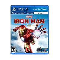 Đĩa Game PS4 Iron Man VR - Hàng Chính Hãng