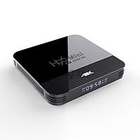 Bộ Tv Box H96 H8 1g + 8g 5g 4.0 Android 9.0 4k Điều Khiển Từ Xa