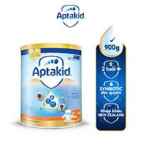 Sữa bột Aptakid New Zealand hộp thiếc (900g) cho bé trên 24 tháng tuổi