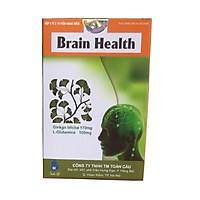 Thực phẩm Brain Health bổ sung dinh dưỡng cho người lớn