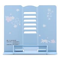Giá Kẹp Sách, Đỡ Sách, Đọc Sách Chống Cận - The Sakura - Màu Xanh Dương