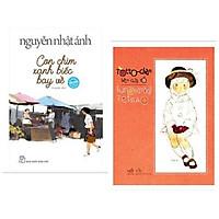 Combo 2 cuốn văn học: Con Chim Xanh Biếc Bay Về (Nguyễn Nhật Ánh) (Bìa Mềm) + Totto - Chan Bên Cửa Sổ