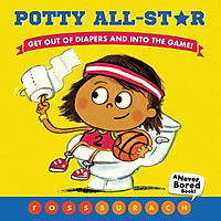 Potty All-Star (A Never Bored Book!)