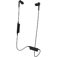 Tai Nghe Bluetooth Nhét Tai Audio Technica Solid Bass ATH-CKS550xBT - Hàng Chính Hãng