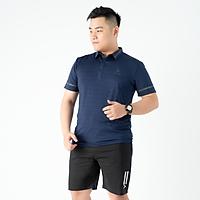Áo polo nam cỡ lớn, áo polo bigsize, áo polo nam size 80-140kg