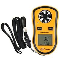 Máy đo lưu lượng gió GM8908
