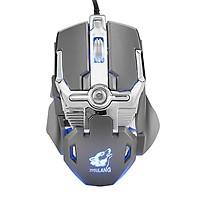 Chuột Gaming Có Dây Free Wolf 8 nút V15 6400 DPI - Hàng Nhập Khẩu
