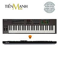 Nektar LX61+ Midi Keyboard Controller 61 Phím Cảm ứng lực Bàn phím sáng tác - Sản xuất âm nhạc Producer LX61 Hàng Chính Hãng - Kèm Móng Gẩy DreamMaker