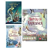 Illustrated Classics - Thần Thoại Bắc Âu +  Truyện Cổ Andersen + Truyện Cổ Grimm