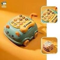Điện thoại đồ chơi con mèo độc đáo,đồ chơi trẻ em
