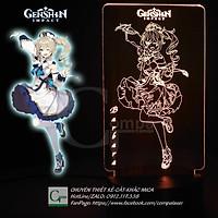 Đèn Ngủ Genshin Impact Barbara Type 01