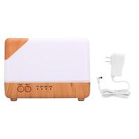 Smart Wifi Wireless LED Night Lamp 700ml Humidifier Essential Oil Aromatherapy Mist Diffuser Tuya/SmartLife Phone App
