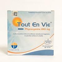 Thực phẩm bảo vệ sức khỏe Tout En Vie từ tảo biển tươi - nhập khẩu Pháp chính hãng