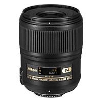 Ống Kính Nikon AF-S Nikkor Micro 60mm F/2.8G ED - Hàng Chính Hãng