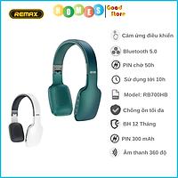 Tai Nghe Bluetooth không dây REMAX RB-700HB - Hàng Chính Hãng