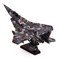 Mô hình thép 3D tự ráp máy bay F15 Eagle màu