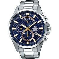 Đồng hồ nam dây kim loại Casio Edifice chính hãng EFV-530D-2AVUDF