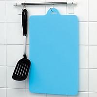 Dụng cụ để thái nhỏ thực phẩm (màu xanh dương) - Hàng Nội Địa Nhật