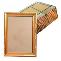 khung bằng khen khung hình  khổ a4(21x30) có kính 518 vàng