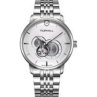 Đồng hồ nam máy cơ tự động chính hãng Thụy Sĩ TOPHILL TW066G.S1258