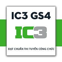 Khóa học ôn thi chứng chỉ IC3 GS4  Cam Kết Đầu Ra - TinhocPST