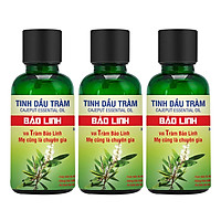 Combo 3 Chai Tinh Dầu Tràm Bảo Linh (30 ml)