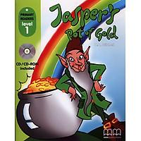 MM Publications: Truyện luyện đọc tiếng Anh theo trình độ - Jasper's Pot Of Gold (with CD-ROM)