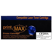 Hộp mực in Laser màu Vàng PrintMAX dành cho máy HP CF210A - Canon 331Y – Hàng Chính Hãng