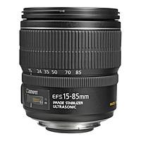 Lens Canon EF-S 15-85/3.5-5.6 IS USM - Hàng Chính Hãng