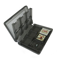 24 in 1 Game SD Card Holder Case Cartridge Storage Box for Nintendo 3DS