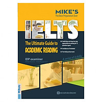The Ultimate Guide To Academic Reading ( Bộ Sách Ielts Mike ) tặng kèm bookmark