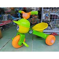 Xe chòi chân - xe 3 bánh có bàn đạp - 2 in 1 - hình CẦU THỦ NHÍ