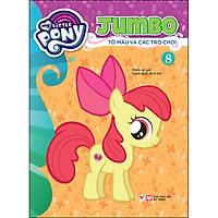 My Little Pony - Jumbo Tô Màu Và Các Trò Chơi 8