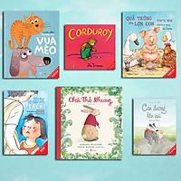 Combo sách tranh nuôi dưỡng lòng trắc ẩn (tặng Bộ ghép hình thông minh)