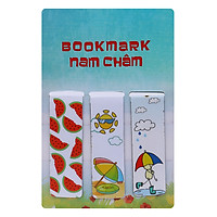 Bookmark Nam Châm - Kid