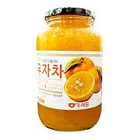 Trà Thanh Yên Mật Ong Hàn Quốc (1kg) Dooraewon Honey Citron Tea Nhập Khẩu Nhãn Mới