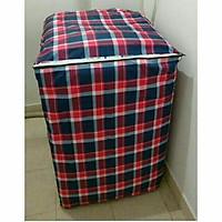 Áo trùm máy giặt cửa trên bằng vải dù siêu bền