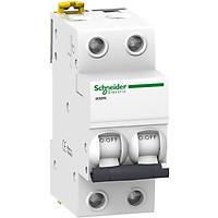 Cầu dao / Aptomat tự động Schneider Electric MCB Acti9 IK60N 2P 6kA 230V